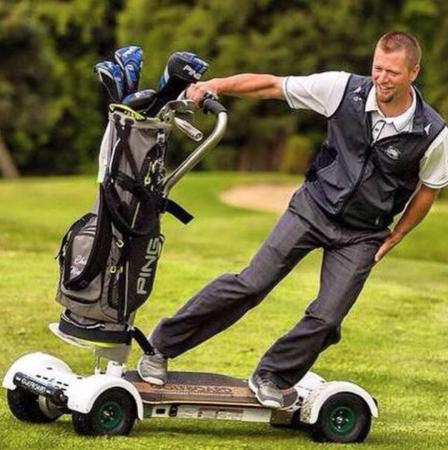 Golfboards set to take off