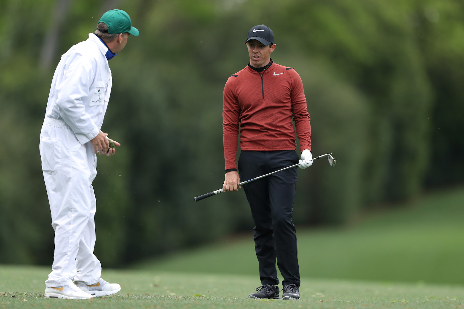 The Masters Verdict Day 1
