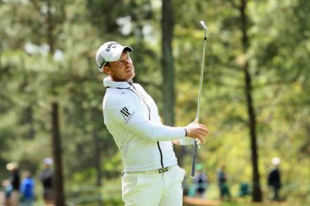 Danny Willett crashes out of Masters