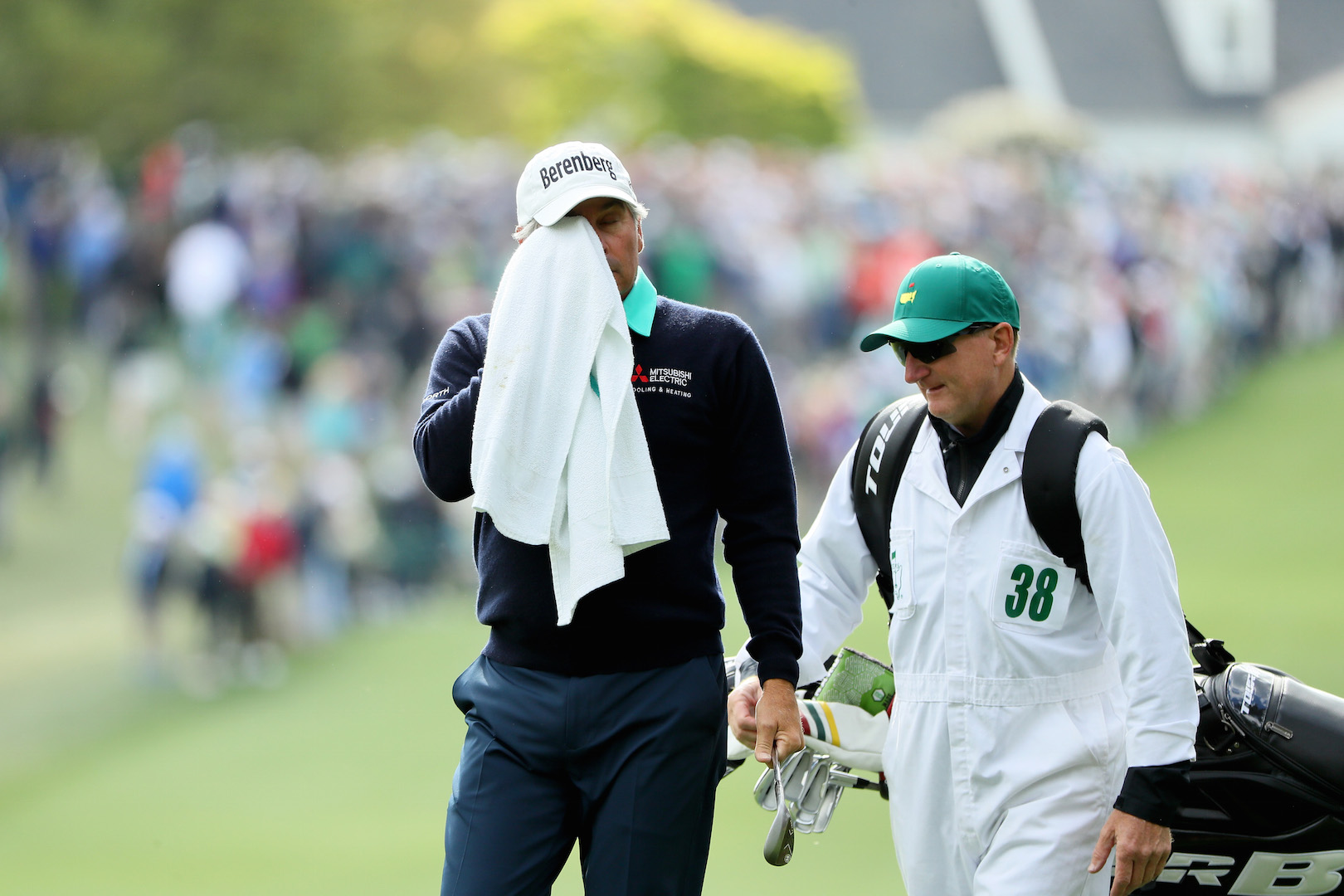 5 things we learned on Masters Friday