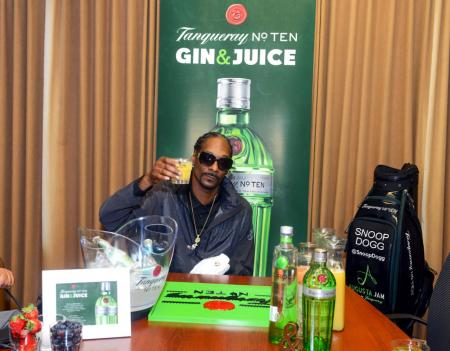 Snoop aims to make up the 'cool deficit'