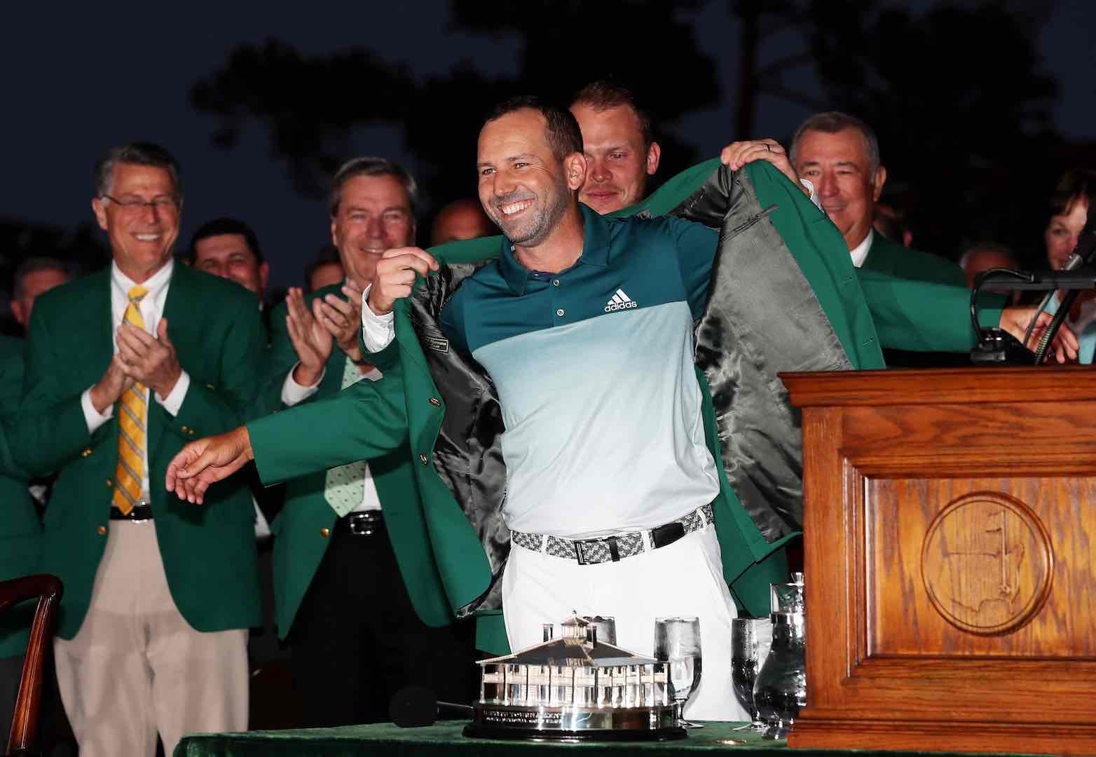 Sergio Garcia to play British Masters