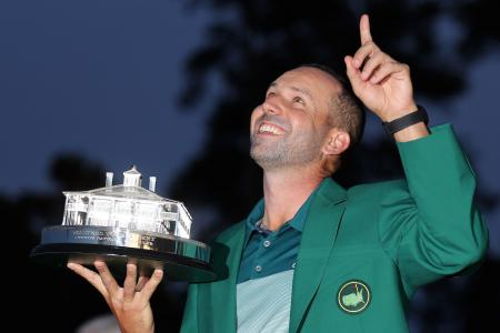 Ed's Letter: Sergio's major marathon mastered