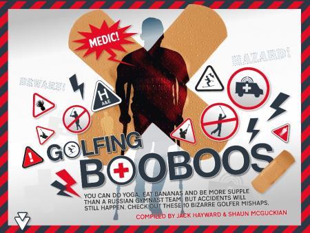 Top 10 Golfing BooBoos