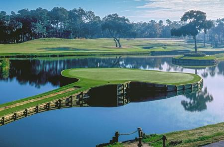 The story of Pete Dye's Sawgrass