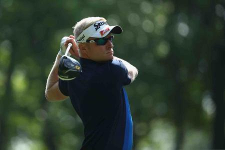 Simon Dyson signs with COBRA PUMA Golf