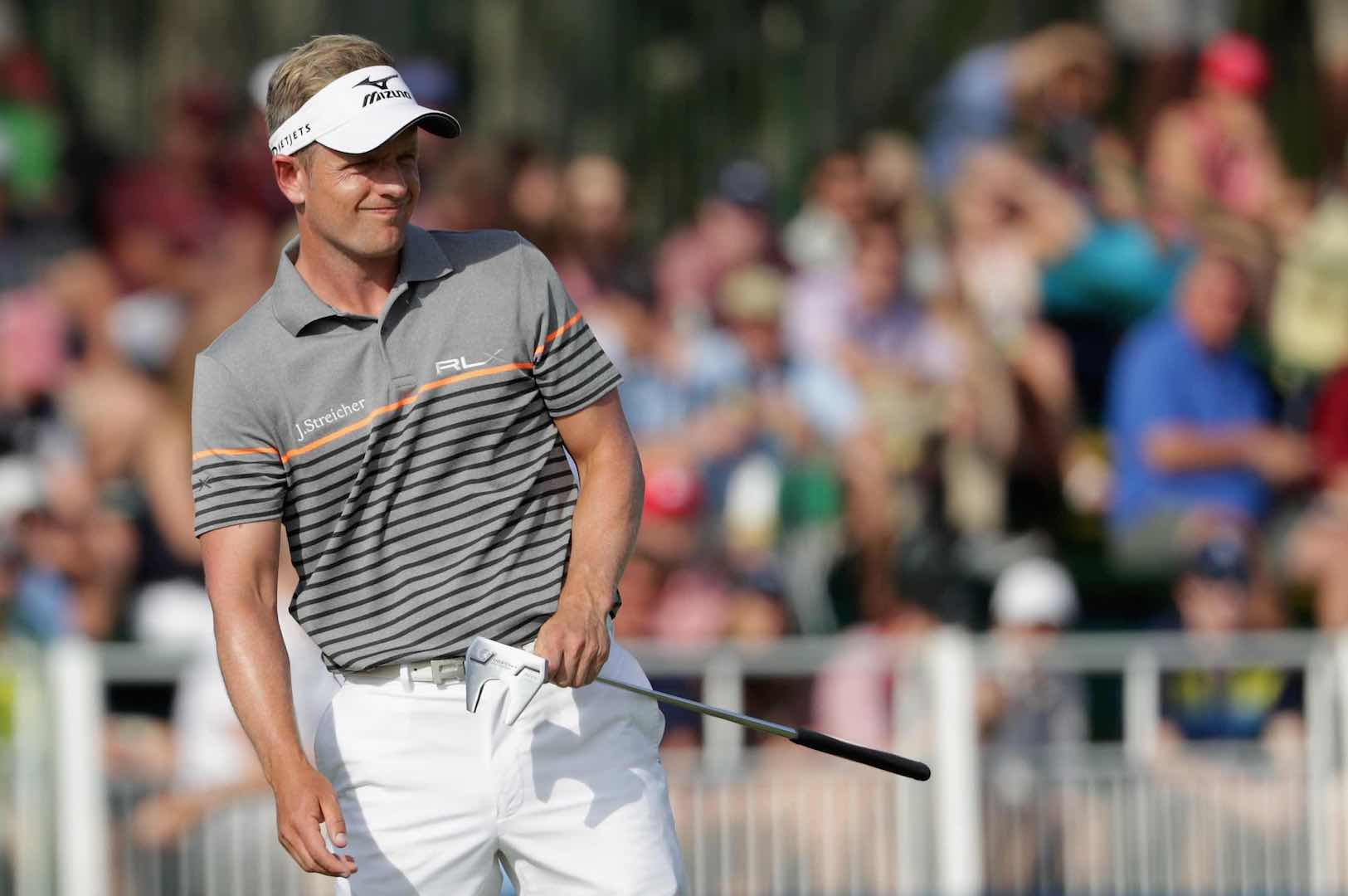 Jason Dufner takes solo lead at RBC Heritage
