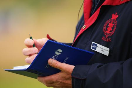 R&A and Keith Pelley at odds over Li Haotong penalty