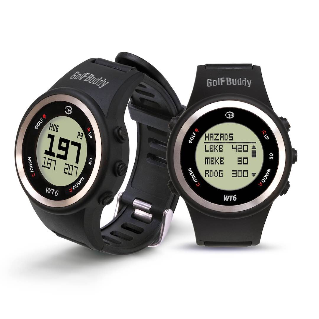 GolfBuddy launch most advanced GPS watch
