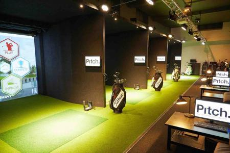 Game changer for London golfers