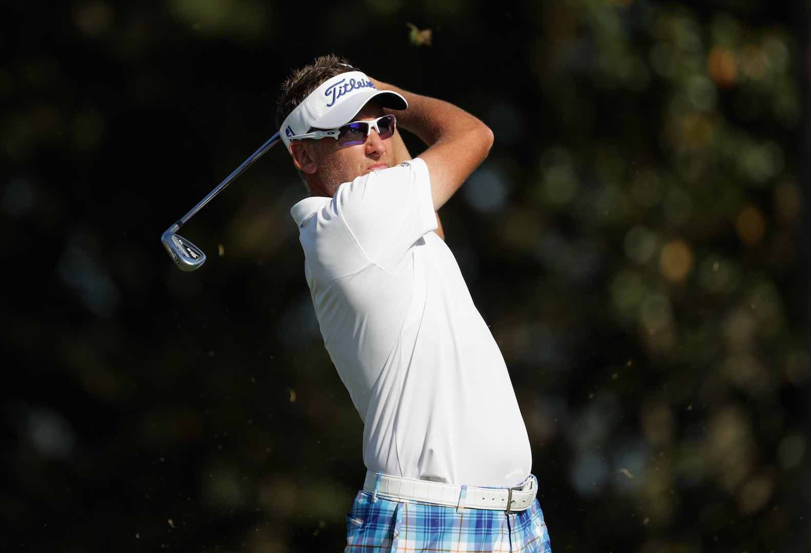 Branden Grace sets early pace