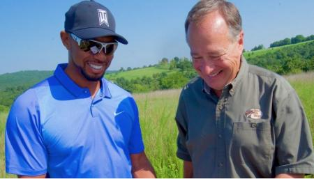 Tiger to design first public course