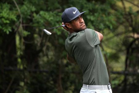Cauley and Finau hit the top in Texas