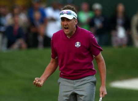 Top 5 Ian Poulter moments