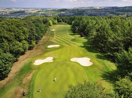 New Pennine Golf Trail launched