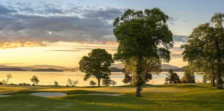 Loch Lomond voted best course in Scotland