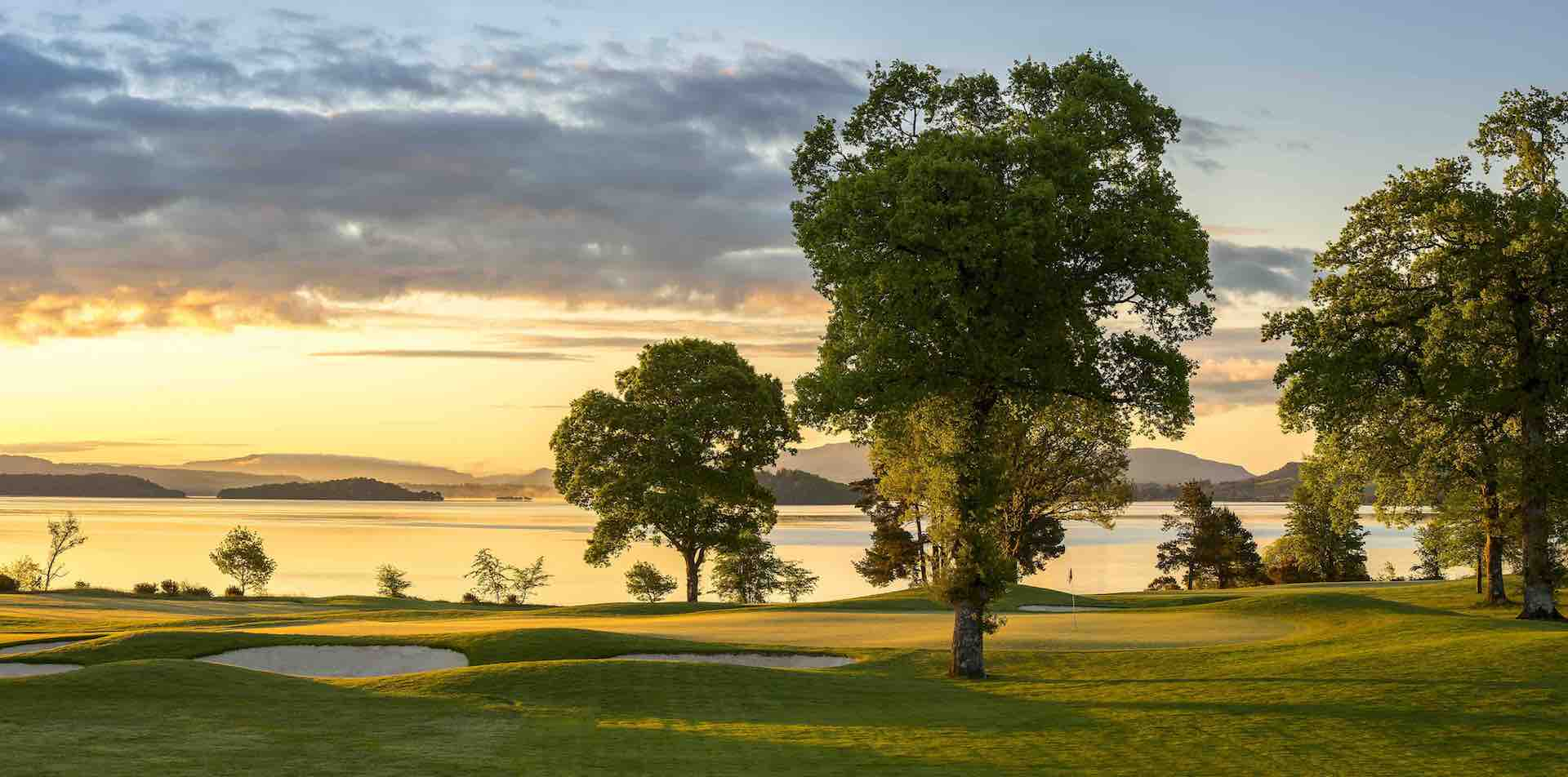 Loch Lomond voted best course in Scotland