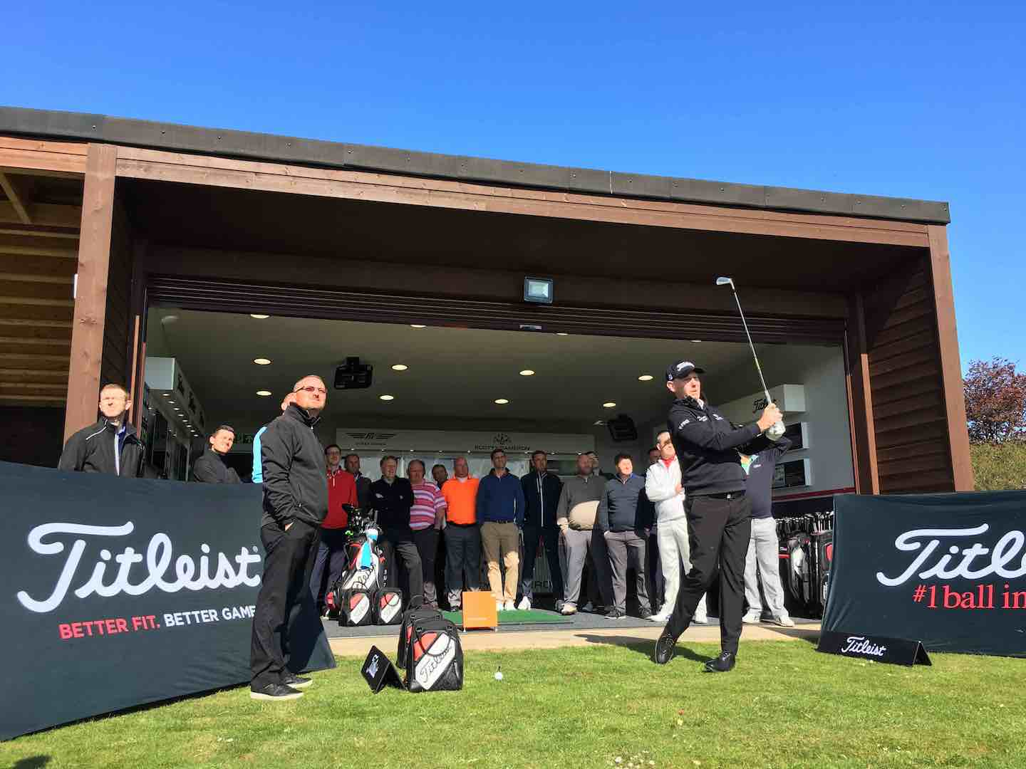 Titleist opens new national fitting centre