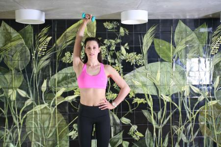 Golf Fitness with Maria Verchenova