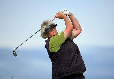 Dame Laura Davies breaks new ground