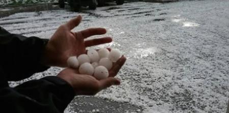 Lakewood hail