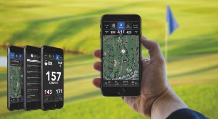 Golfers get free Motocaddy GPS App