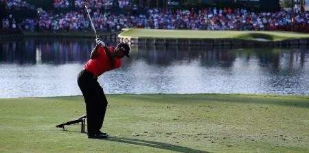 Top 10 shots at Sawgrass 17th ever