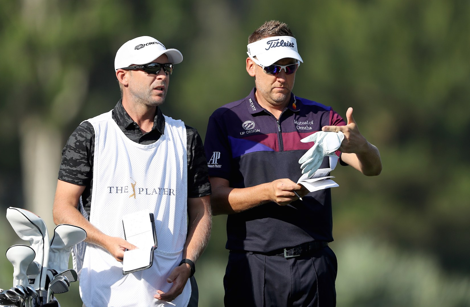 Fleetwood and Poulter soar up Players leaderboard