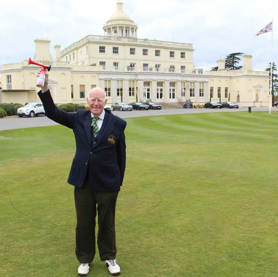 Re-opened Stoke Park passes muster