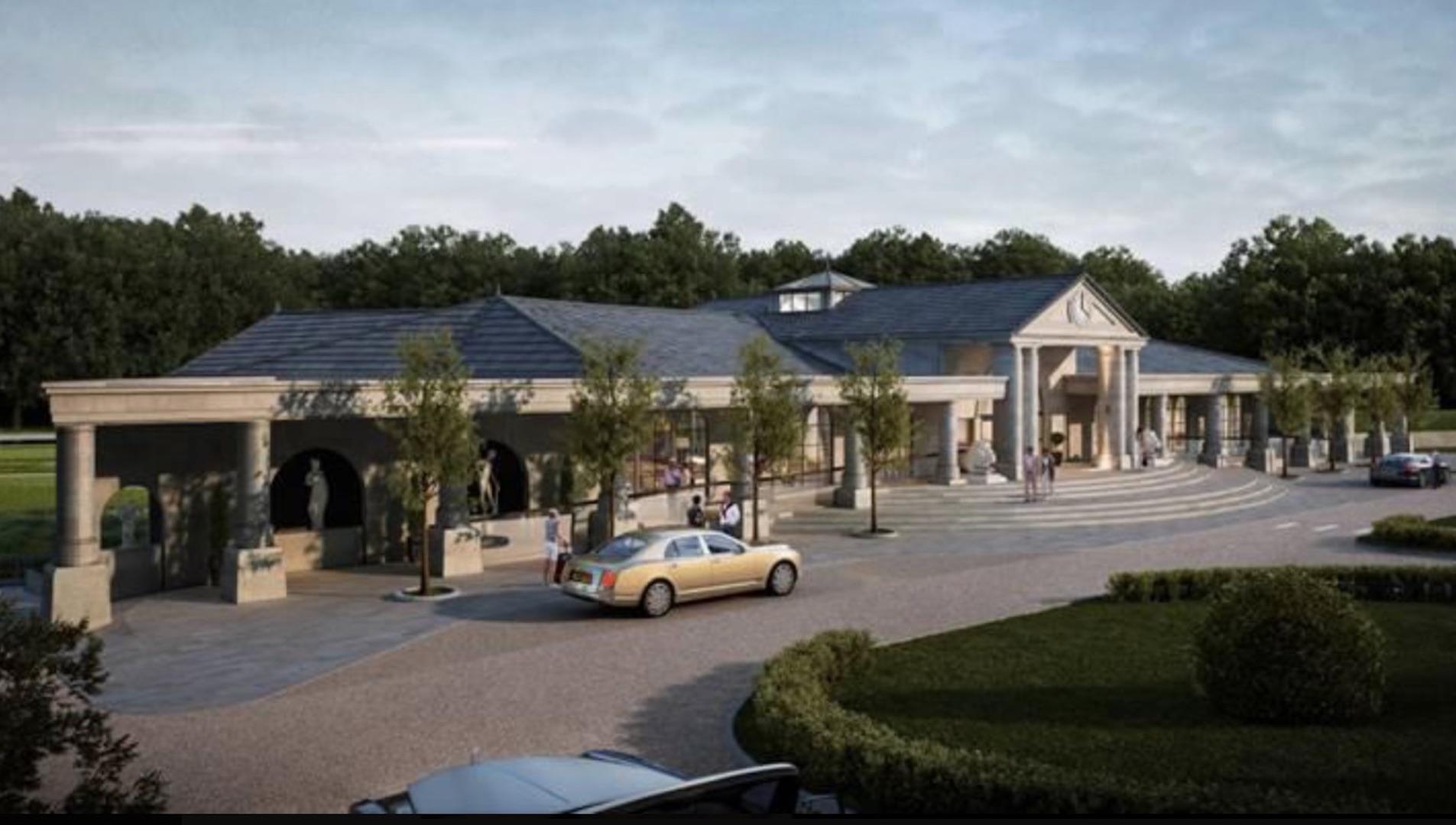 £240 million plans revealed