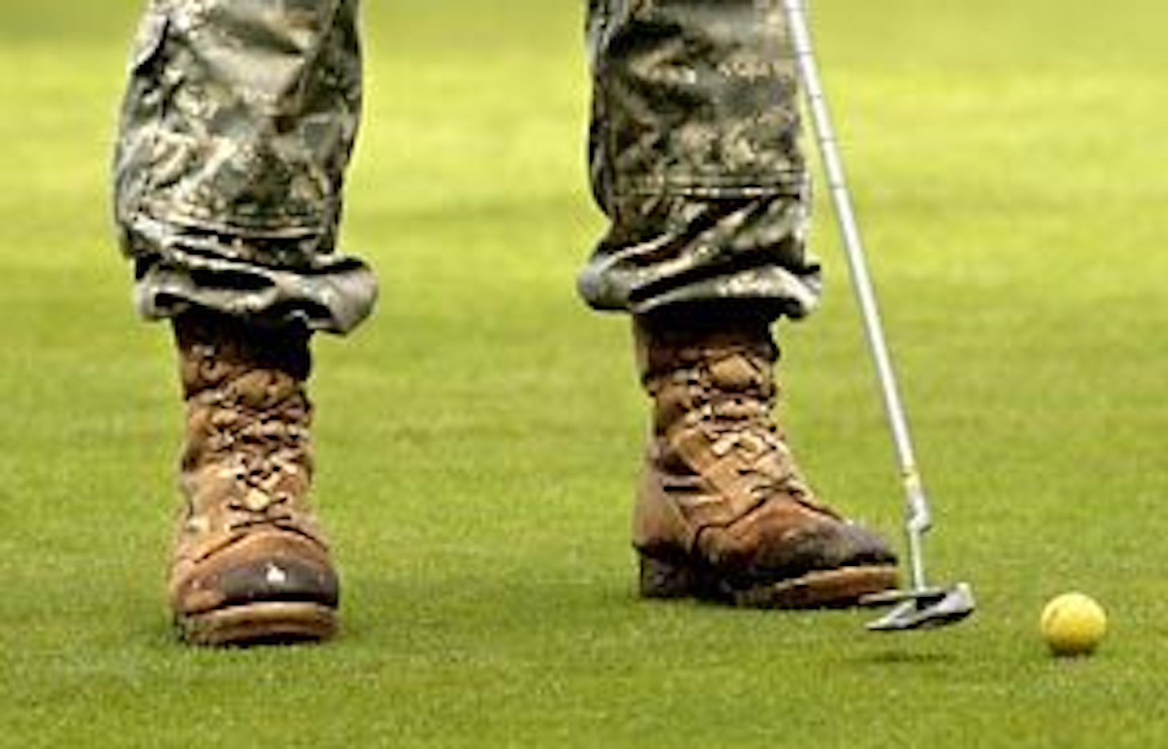 Will troops be deployed at The Open?
