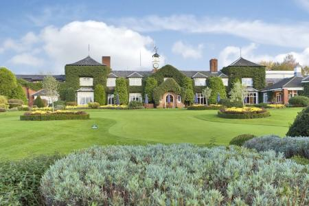 The Belfry named as Europe's best golf hotel