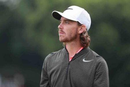 Tommy Fleetwood raises the fashion stakes