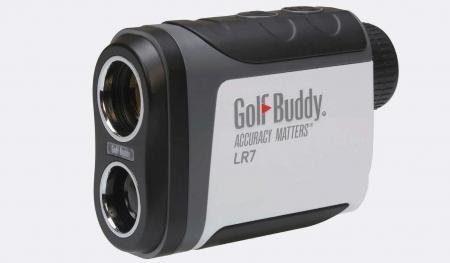 GolfBuddy Launches LR7 Laser Rangefinder