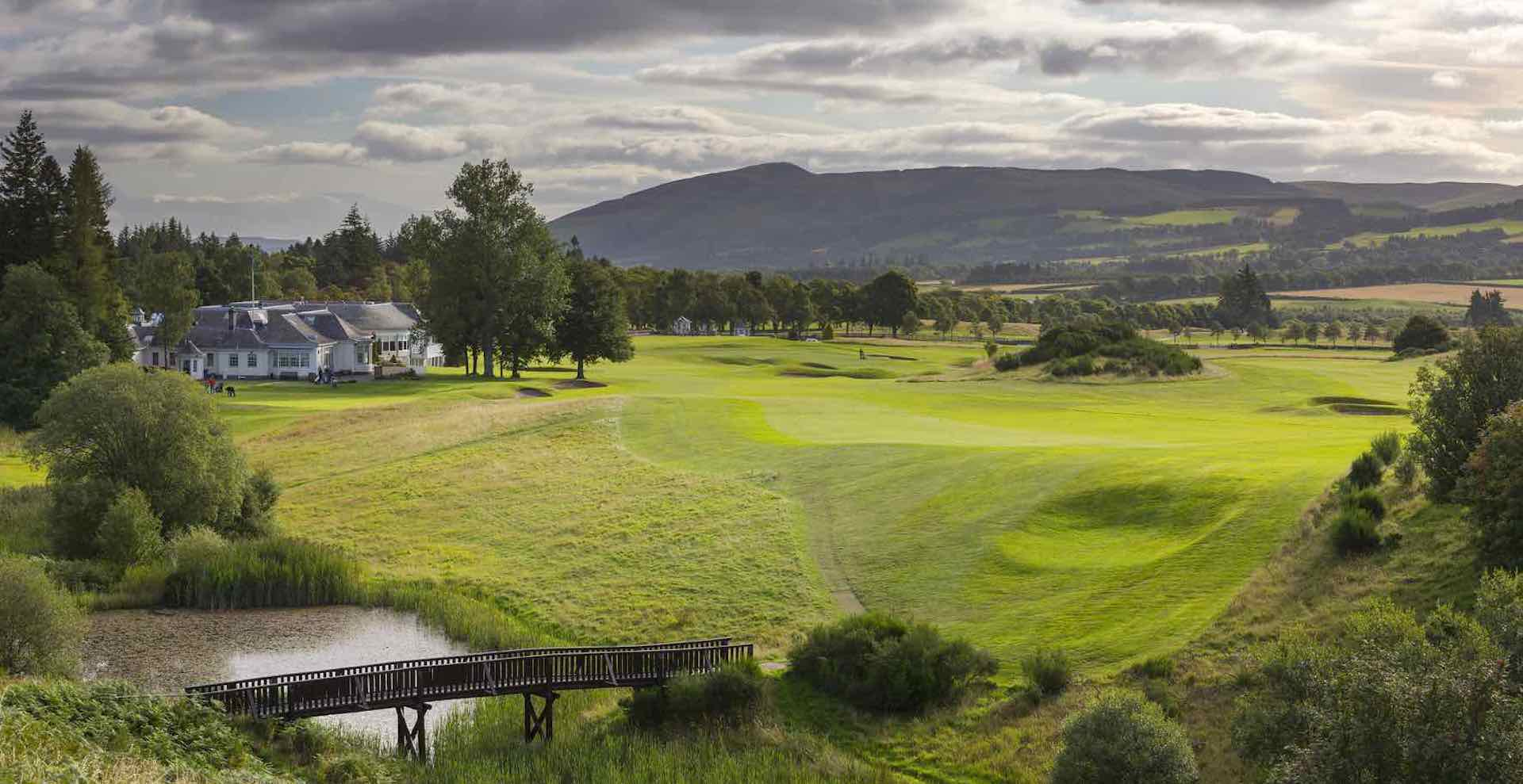 Gleneagles voted Best Golf Resort in the World