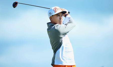 Rickie Wins The Scottish!