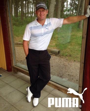 Jamie Donaldson signs with PUMA Golf