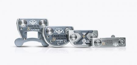 New Cameron & Crown putters