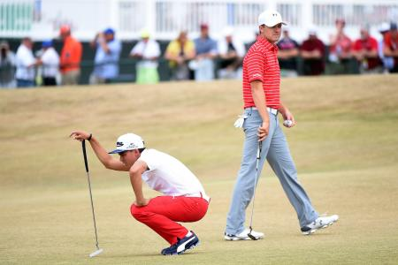 Jordan and Rickie's Winning What's In The Bags...