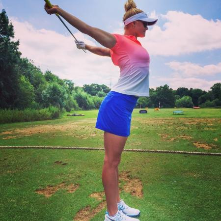 Carly Booth's putting drill tips