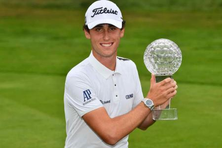 Maiden tour victory for Renato Paratore
