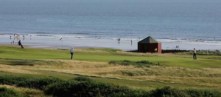 Wales to host The Open?