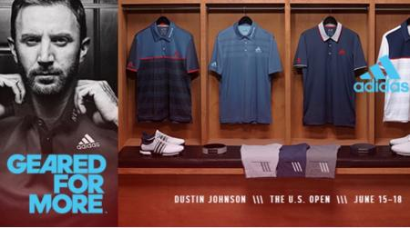 adidas reveal US Open Scripting
