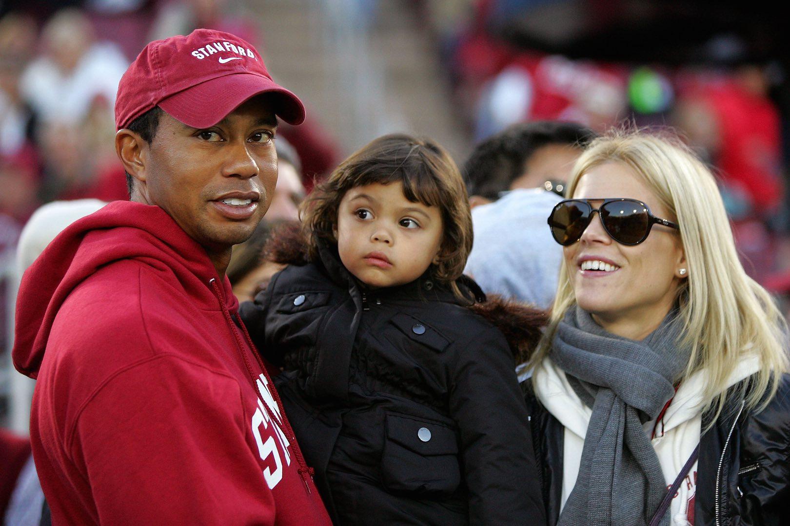 Breaking: Tiger Woods enters rehab