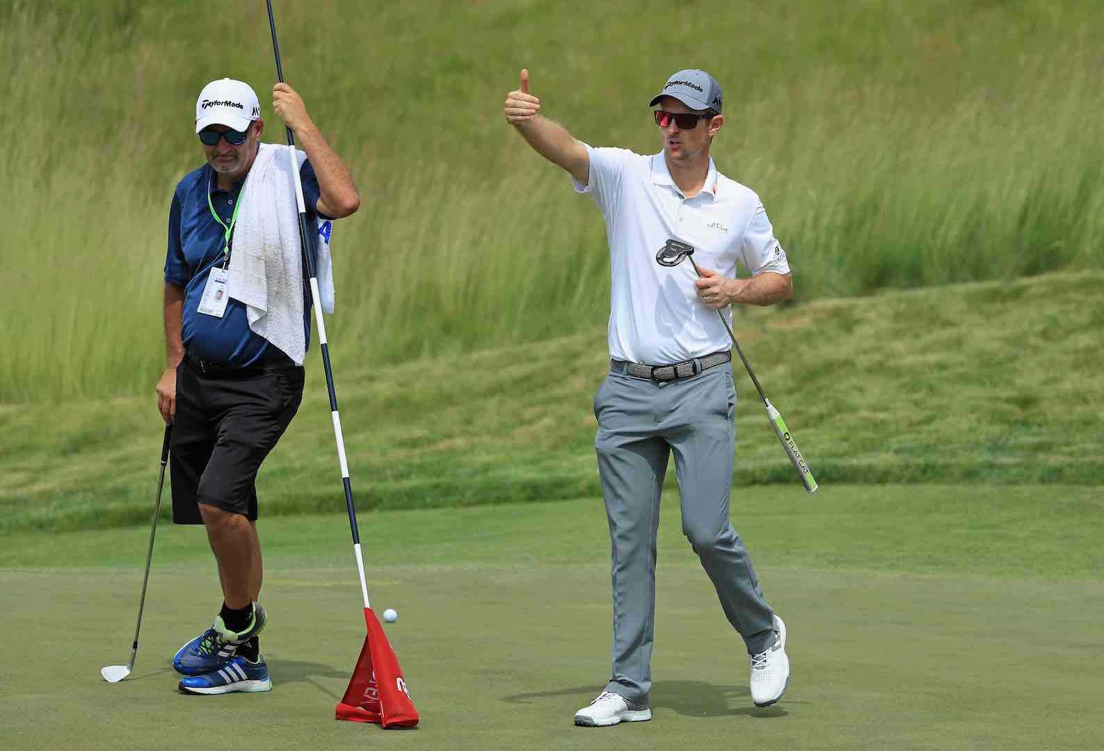 Justin Rose ready for Erin Hills