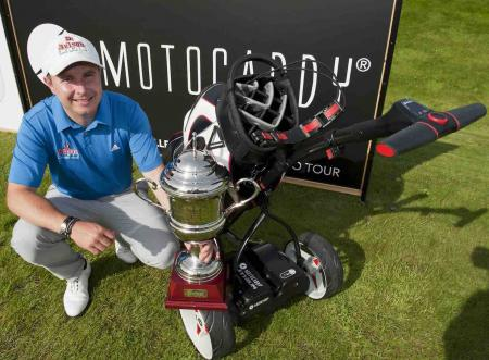 Extra incentive from Motocaddy