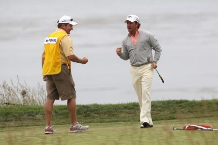 Graeme McDowell, Pebble Beach, 2013 US Open