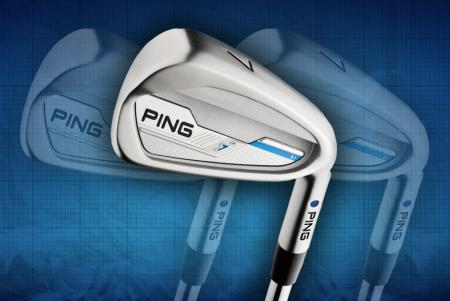 Ping Launch new i Irons...