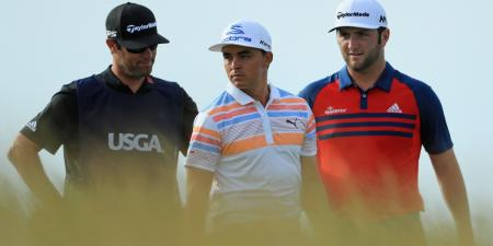 Roll Up! US Open Round Two Tee Times