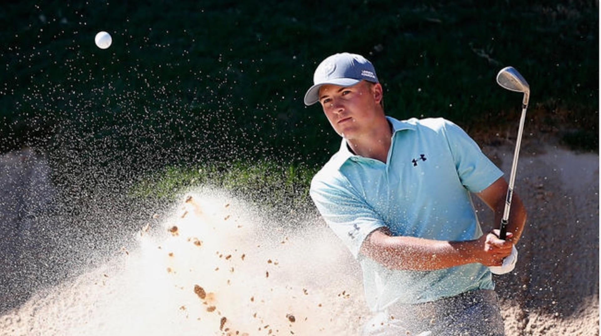 Jordan Spieth off to a flyer at the Travelers